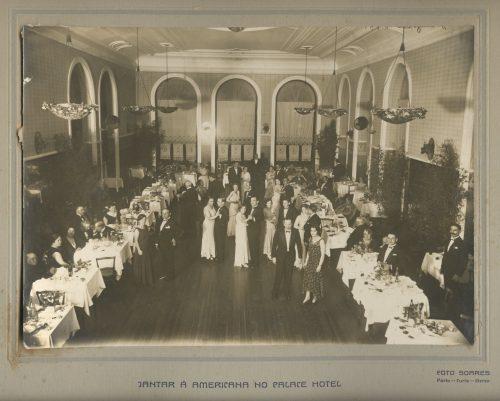 Arquivo Ephemera: Palace Hotel da Curia (anos 20/30)