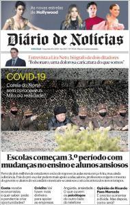 Revista de imprensa de 14 de abril de 2020