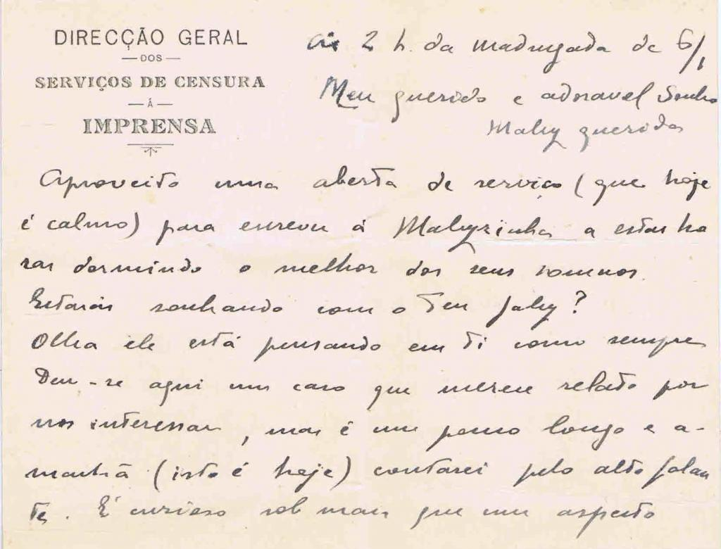 Arquivo Ephemera: censura nos anos 30