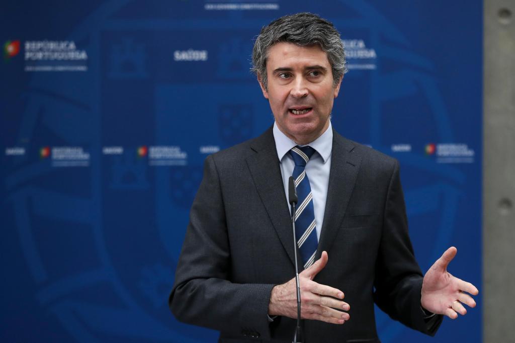 José Luís Carneiro - secretário-geral adjunto do PS