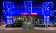 Homenagem de Old Trafford ao Serviço Nacional de Saúde (foto: Man Utd)