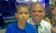 Vítor Ferreira recorda fotografia com Pepe, quando ainda era miúdo
