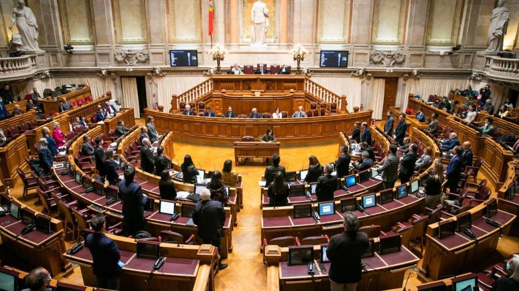 Covid-19 na Assembleia da República