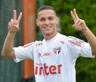 Antony, do São Paulo para o Ajax (16 milhões de euros)