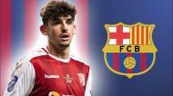 Francisco Trincão, do Sp. Braga para o Barcelona (30 milhões de euros)