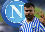 Andrea Petagna, da SPAL para o Nápoles (por 17 milhões de euros)