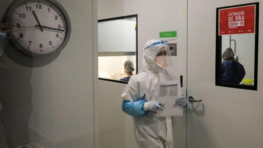 Covid-19: laboratórios da Universidade de Aveiro