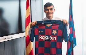Pedri, do Las Palmas para o Barcelona (por 5 milhões de euros)