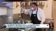 Dono de restaurante no Porto entrega jantares nas urgências todas as noites