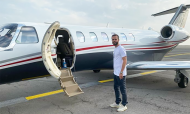 Miralem Pjanic de regresso a Itália (Instagram Pjanic)