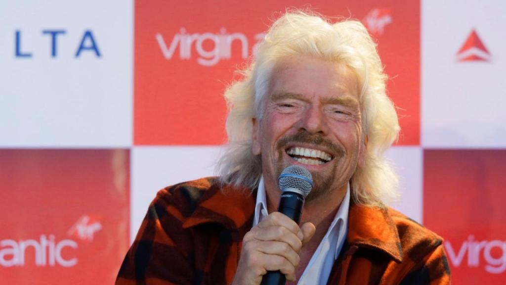 Covid-19: dono da Virgin oferece ilha para evitar colapso da companhia aérea