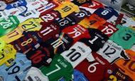 Oliver Torres exibiu coleção de camisolas