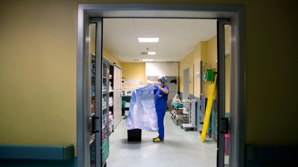 Covid-19: os dias de uma enfermeira em Itália