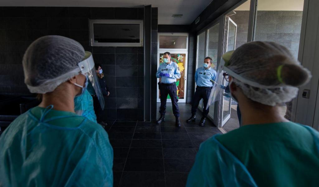 Covid-19: Operação Retrovírus da GNR em Campeã