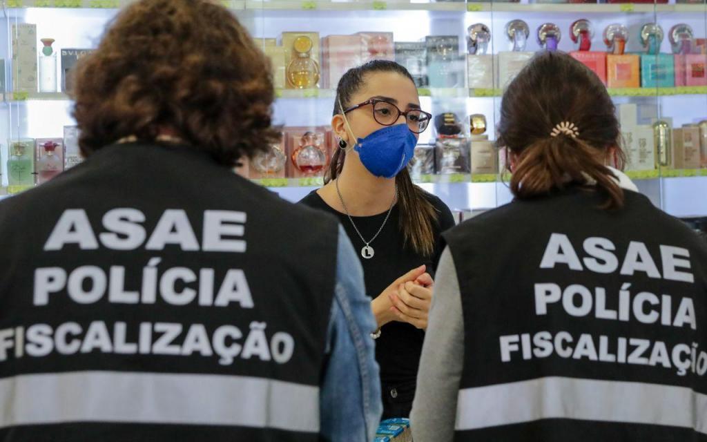 ASAE fiscaliza preços de máscaras e álcool e gel