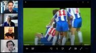 «Calcanhar de Madjer? Não acredito que Messi o consiga fazer com o pé direito»