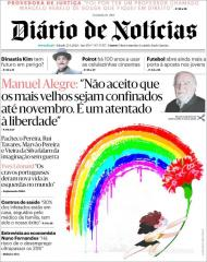 Revista de imprensa de 25 de abril