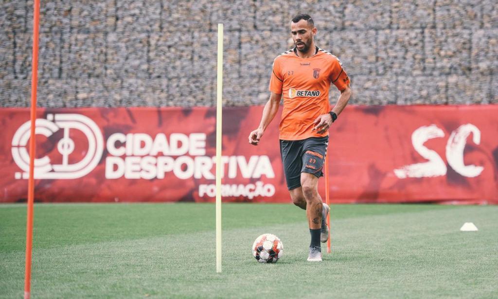 Sp. Braga regressa aos treinos