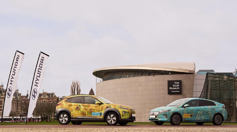 Hyundai apoia museu Van Gogh