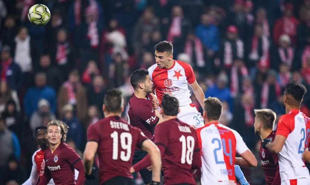 Slavia Praga-Sparta Praga (Fortuna Liga)