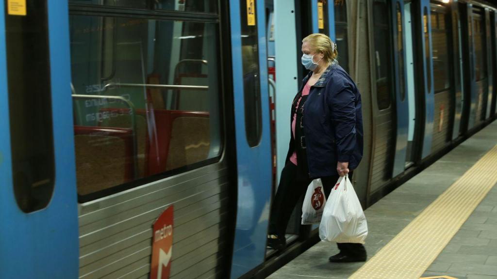 Covid-19: Circulação em transportes públicos