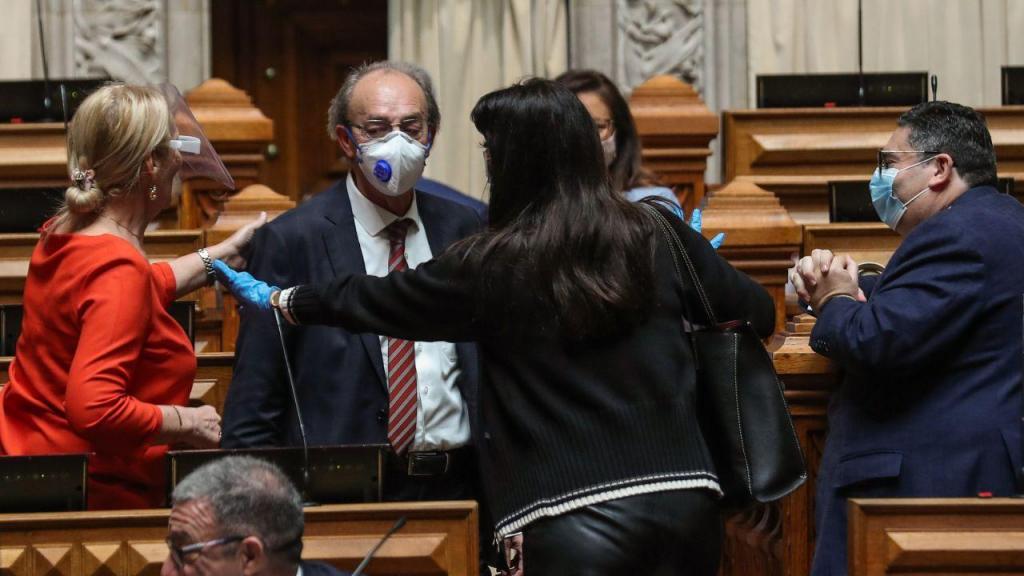 Parlamento em tempos de pandemia