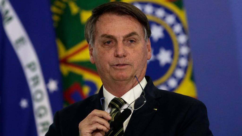 OMS incentiva masturbação e homossexualidade em crianças, diz Bolsonaro