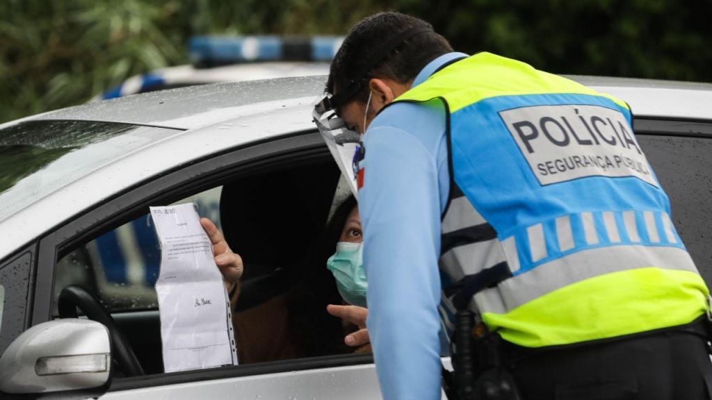 Covid-19: ações de controlo de deslocações entre concelhos