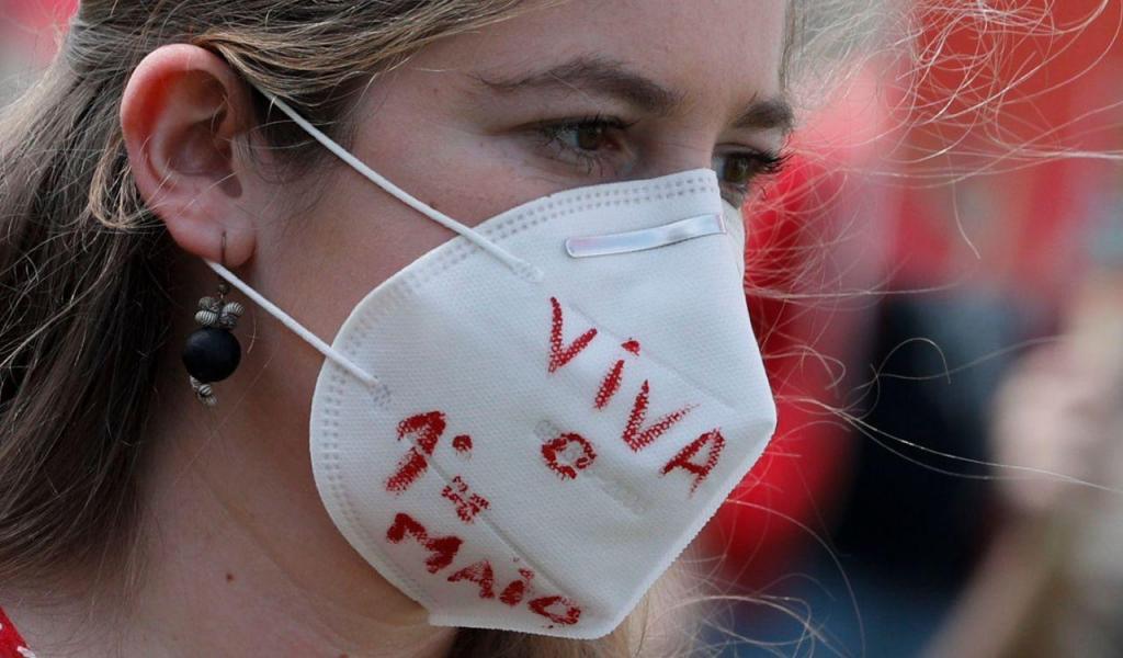 Comemorações do 1º de maio em tempos de pandemia