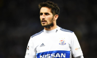 Hugo Vieira brilhou com 40 golos em mais de 80 jogos em dois anos no Yokohama