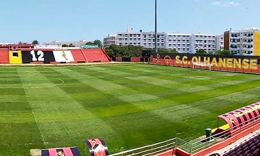 Olhanense, Estádio José Arcanjo