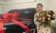 Dolores Aveiro revela prenda do Dia da Mãe (instagram)
