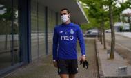 A par de Fábio Vieira, Diogo Costa é outro dos produtos da formação do FC Porto que termina contrato no final da época.