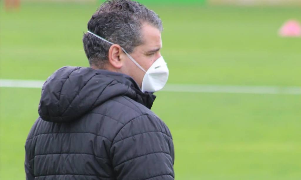 Moreirense regressa aos treinos. Jogadores trabalharam de forma individual (Moreirense FC)