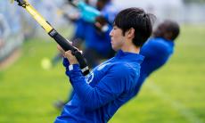 Conceição: «A direção tratará da melhor forma a ausência de Nakajima»