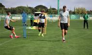 Amorim continua a preparar regresso da Liga (fotos: SCP)