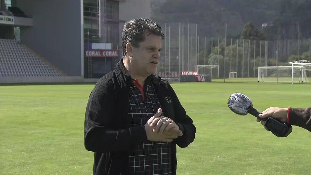 Rui Alves: «O Nacional seria o primeiro classificado da II Liga»