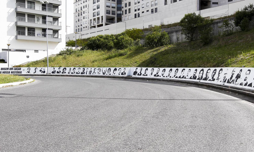 Mural Cosme Damião