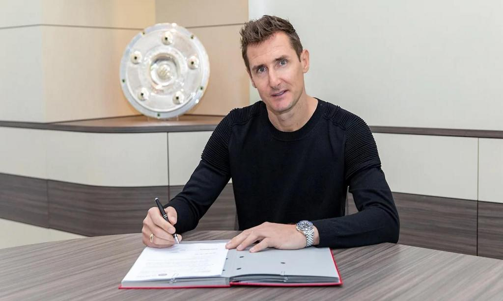 Miroslav Klose (Bayern Munique)