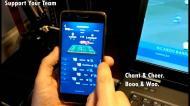 «App» portuguesa quer dar a emoção dos adeptos aos jogos fechados