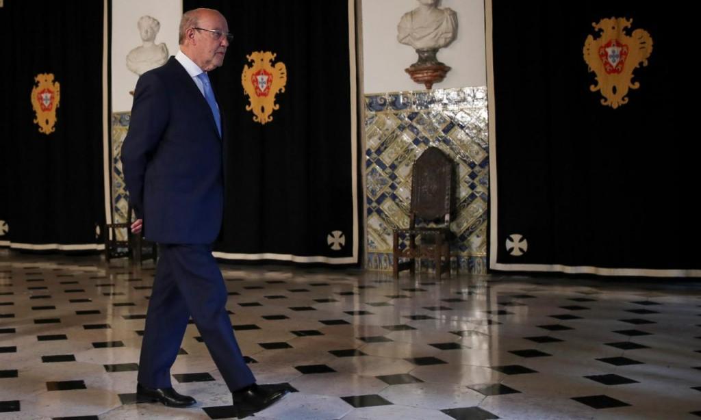 Pinto da Costa no Palácio de Belém (Manuel de Almeida/Lusa)