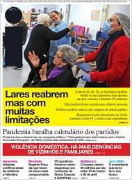 Revista de imprensa de 12 de maio de 2020