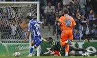 FC Porto-Marselha de 2007: o golo de Tarik Sektioui (AP/Paulo Duarte)