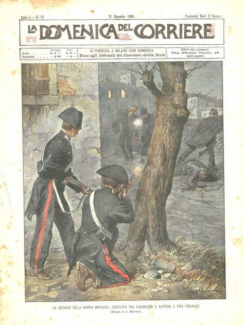 Arquivo Ephemera: a Máfia italiana num jornal do século XIX
