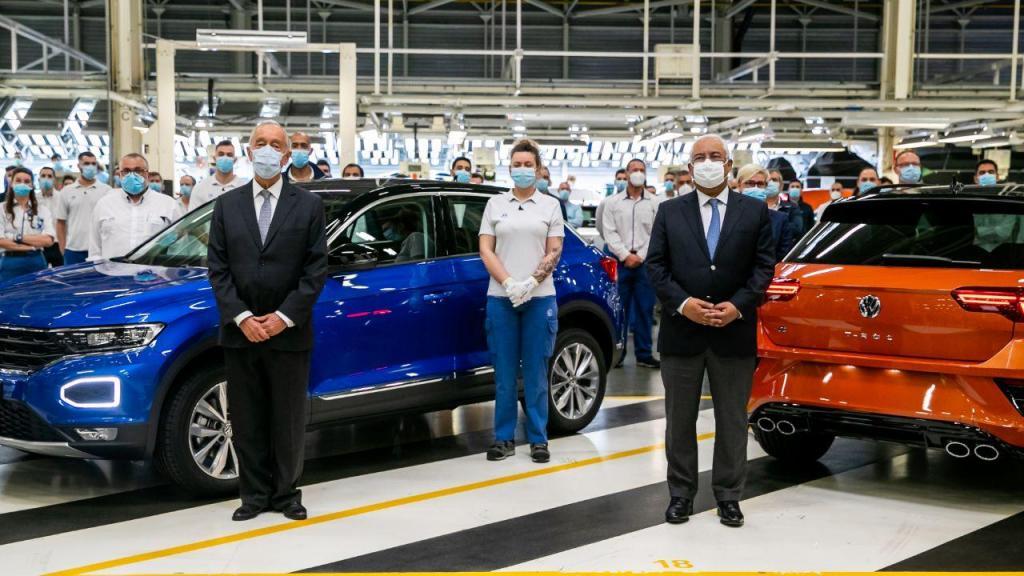 Autoeuropa produz todos os automóveis fabricados em Portugal em ...