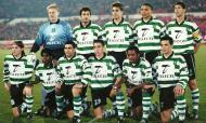 Sporting campeão 2000