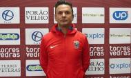 Quim Berto é treinador. Saiu do Torreense em janeiro (SCU Torreense)