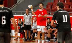 Andebol: Carlos Molina deixa Benfica