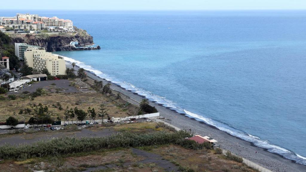 Praia do Funchal
