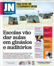 Revista de imprensa de 16 de maio de 2020